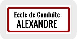 Ecole de conduite Alexandre
